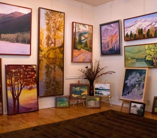 Susan Comerford Studio