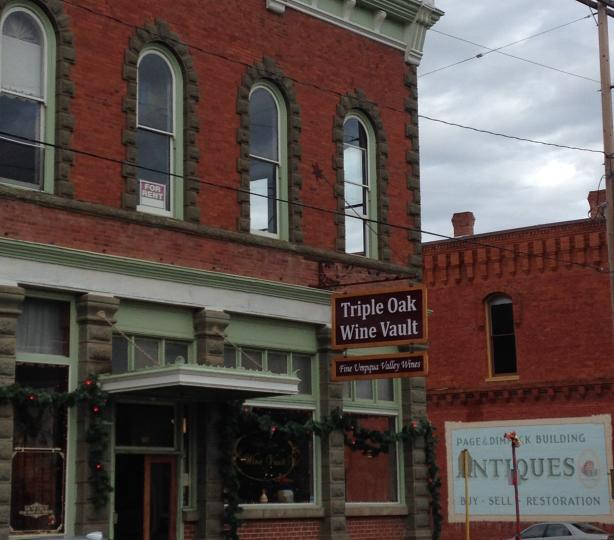 Streetview of Triple Oak Wine Vault