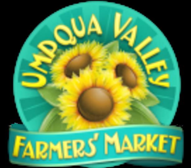 Umpqua Valley Farmers Market logo