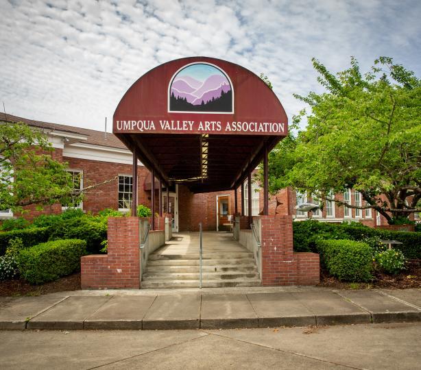 Umpqua Valley Arts Center
