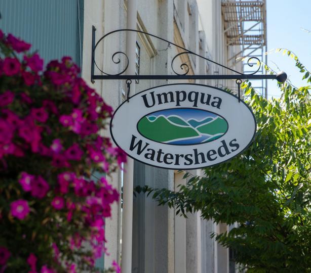 Umpqua Watersheds