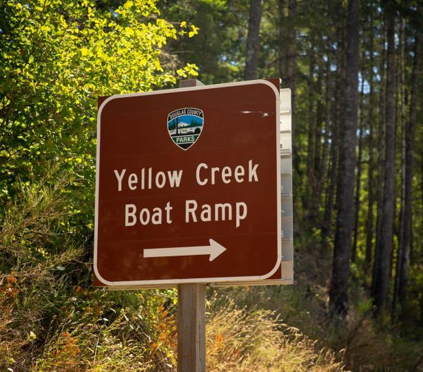 Yellow Creek Boat Ramp