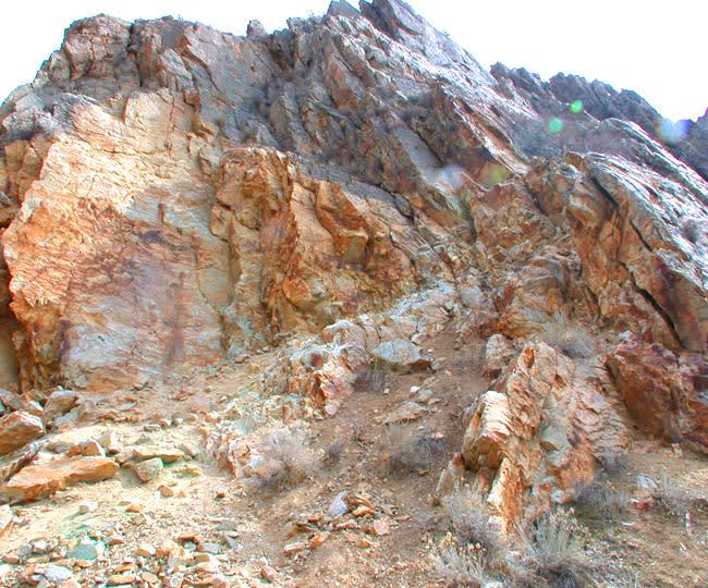 Rock Canyon Rocks