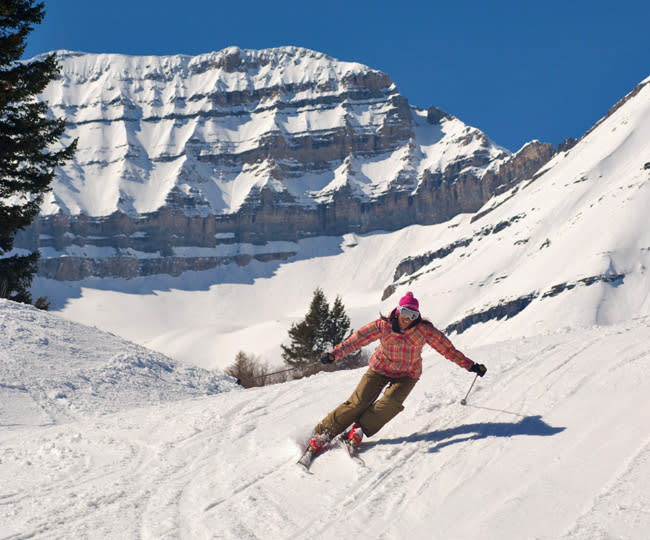 Skiing at Sundance Mountain Resort