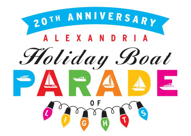 20th Anniversary Boat Parade Logo