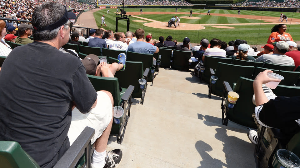 Guaranteed Rate Field Magellan Scout Seats