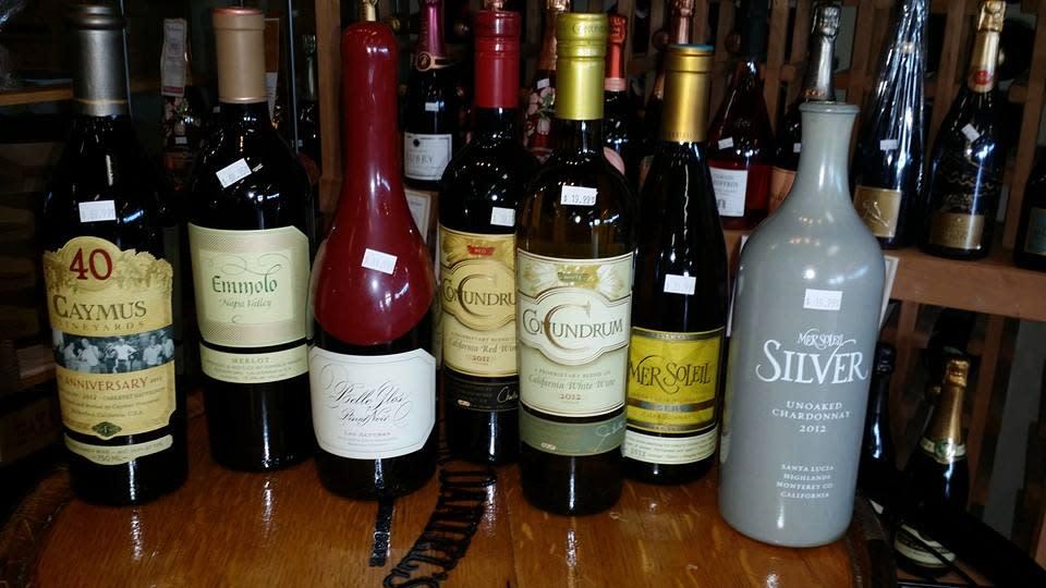 Philippe's Wine Cellar