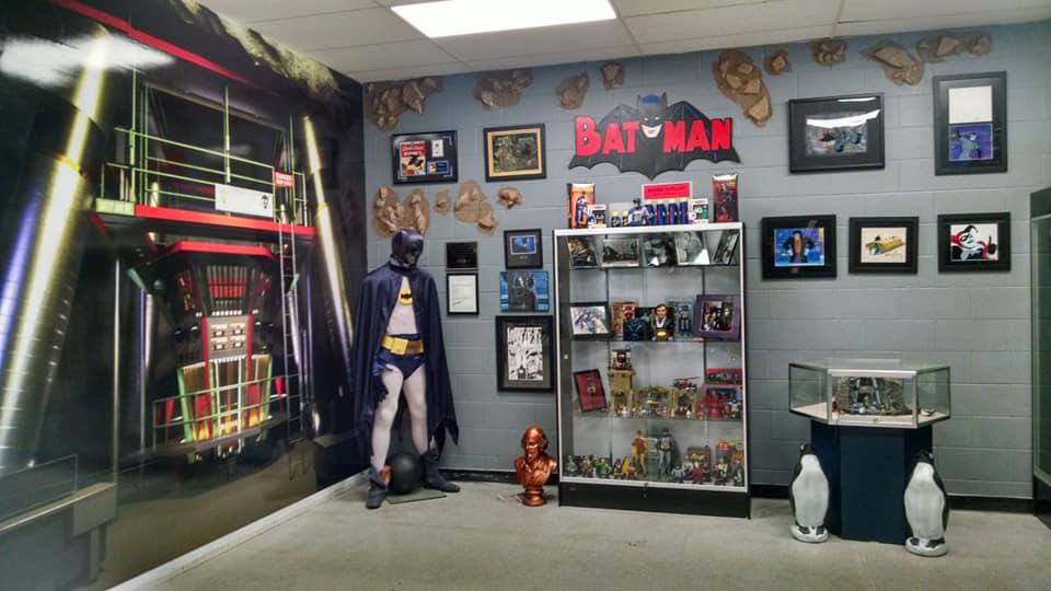 Hall of Heroes Super Hero Museum