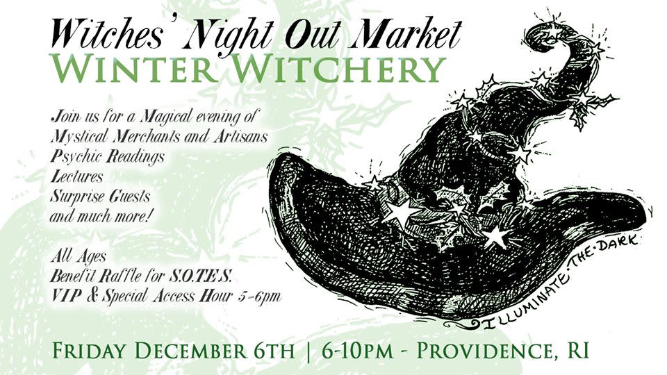 Witches' Night Out Market 2019