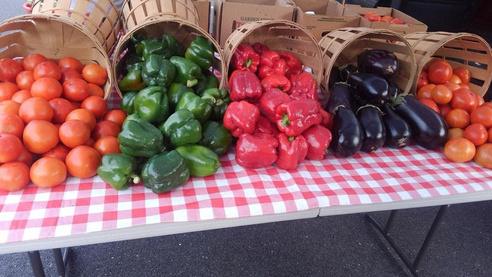 Farmers Market at St Stephen's