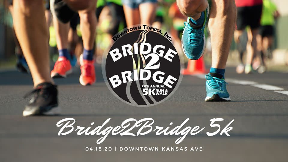 Bridge2Bridge 5K 2020 Facebook Header Image