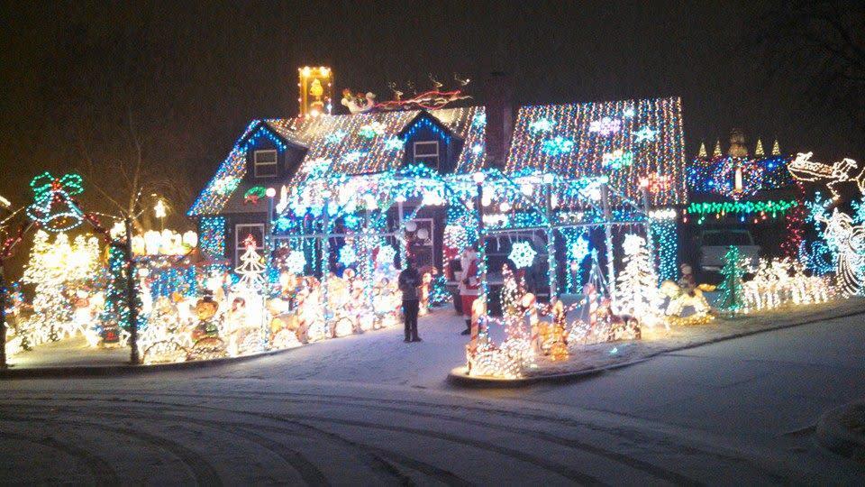 Lights on Texas Christmas Lights