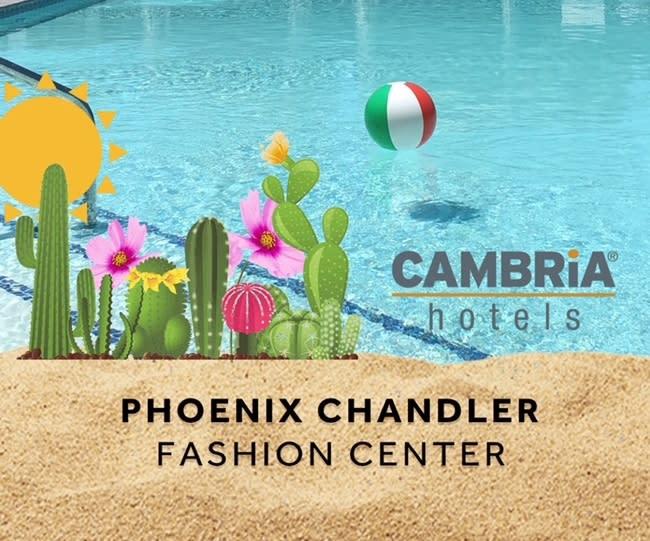 CAMBRiA Hotel Summer Special