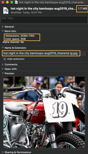 Optimizing Photos - Industry Blog