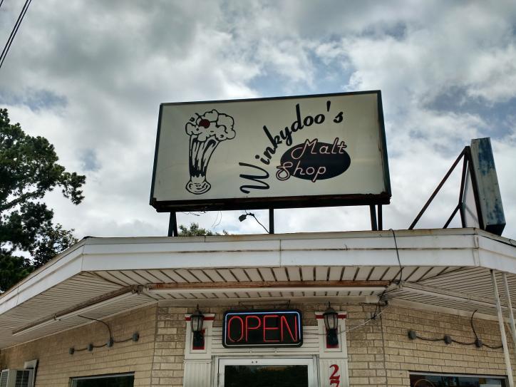 Winkydoo's Malt Shop | Sulphur, LA