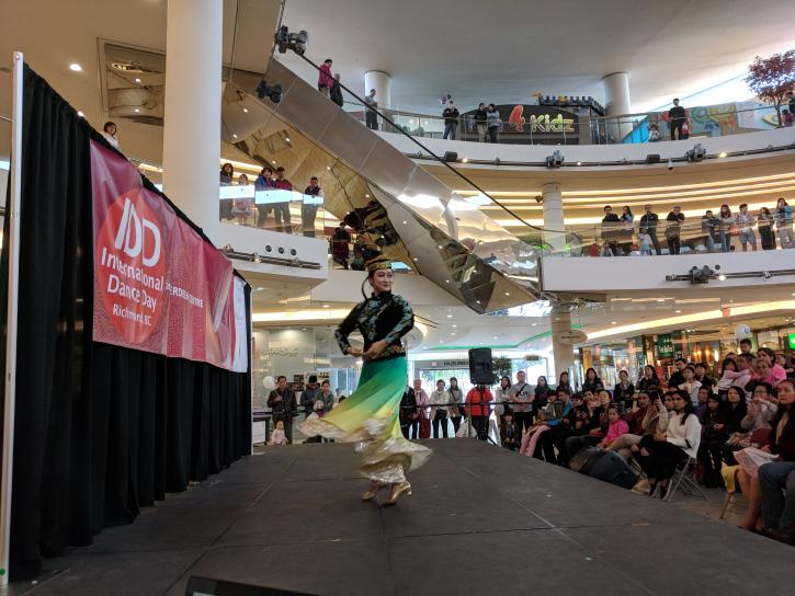 Photo: International Dance Day Richmond