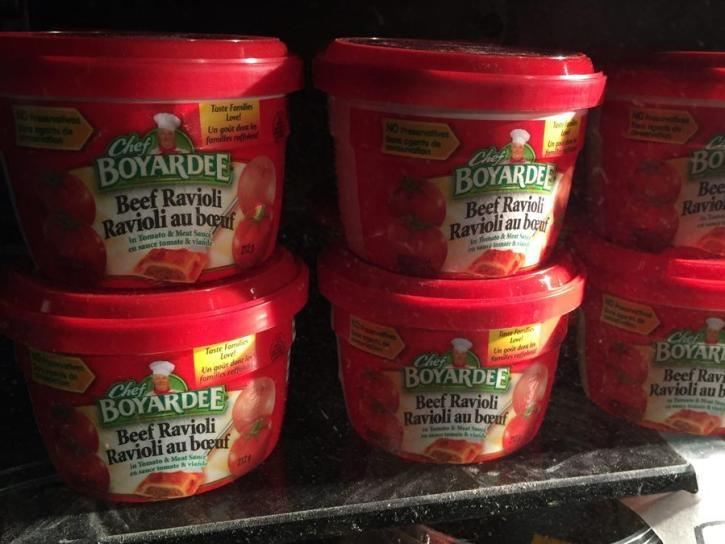 chef boyardee at espot richmond