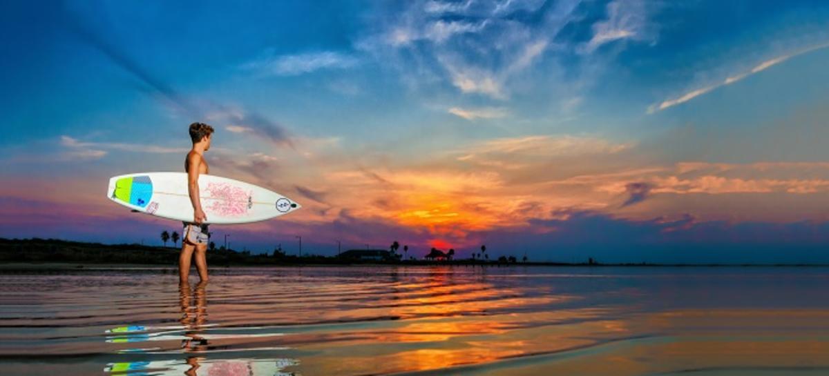 Brazosport Surfer