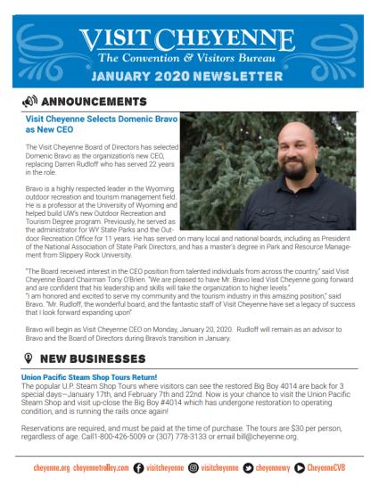 Thumbnail January 2020 newsletter