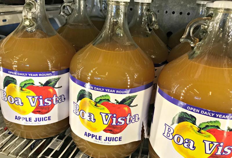 Apple Hill Apple Juice