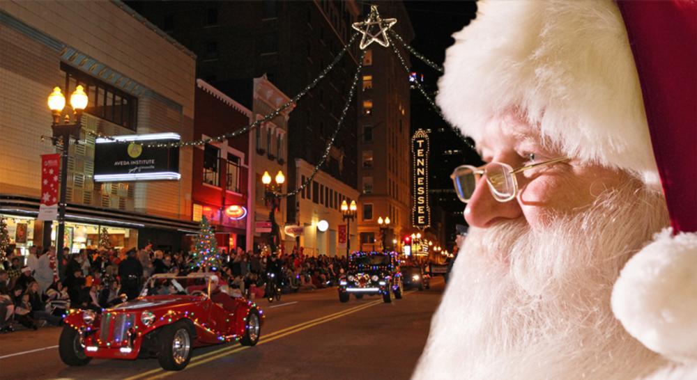 WIVK Christmas Parade