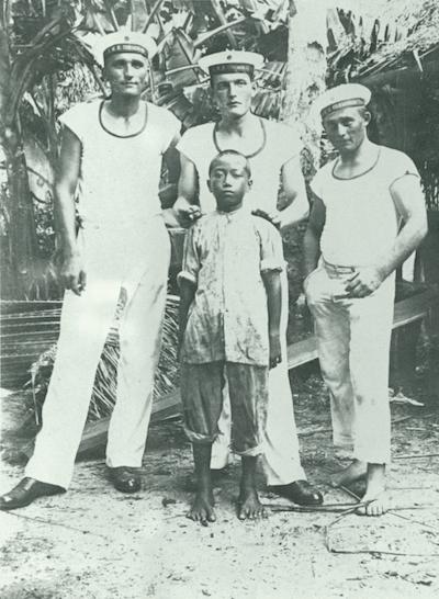 Comoran Sailors