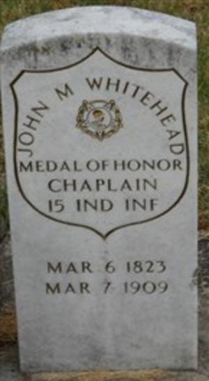 John M. Whitehead