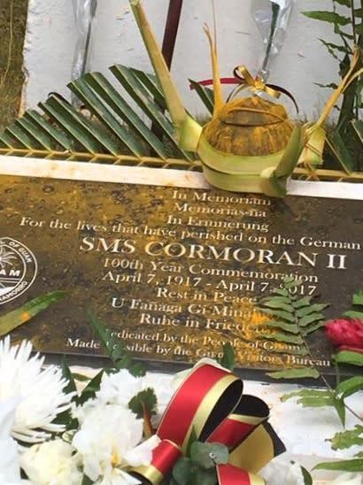 SMS Cormoran Event