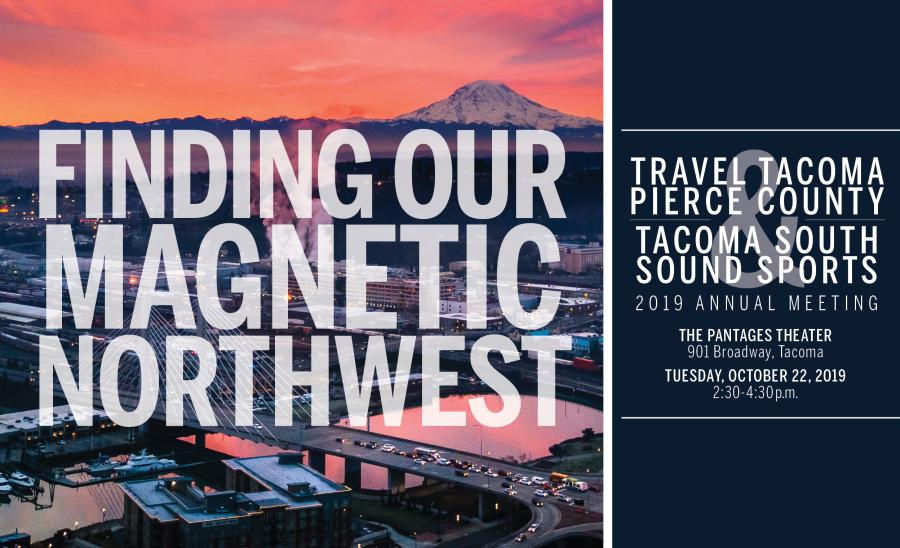 Finding Our Magnetic Northwest - Annual Meeting Oct. 22, 2019
