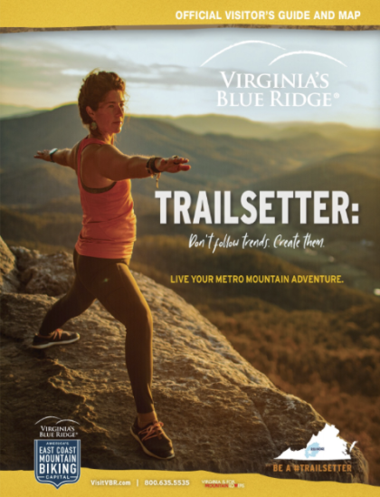 2020 Virginia's Blue Ridge Visitor Guide