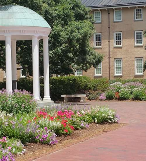 First Day of Class - UNC Chapel Hill