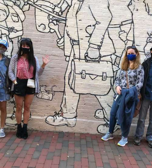 Free Walking Tours of Chapel Hill