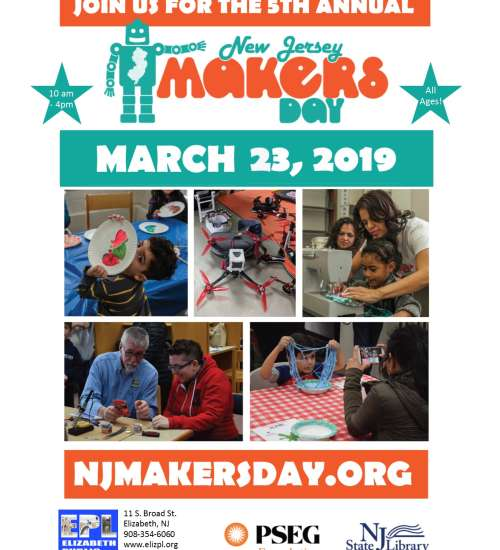 New Jersey Maker's Day