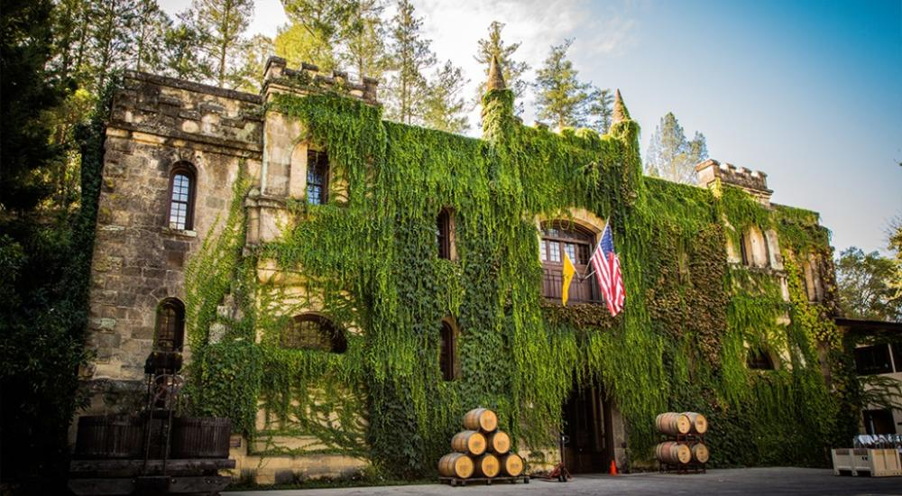 Chateau Montelena - Napa Valley