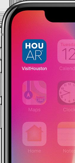AR App Iphone Mockup