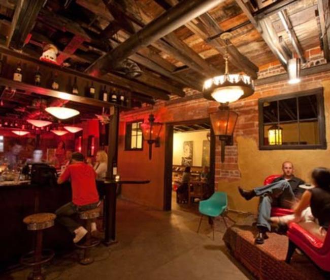 Boheme Cafe & Wine Bar