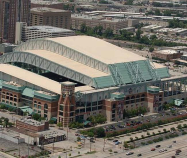 Minute Maid Park Tours