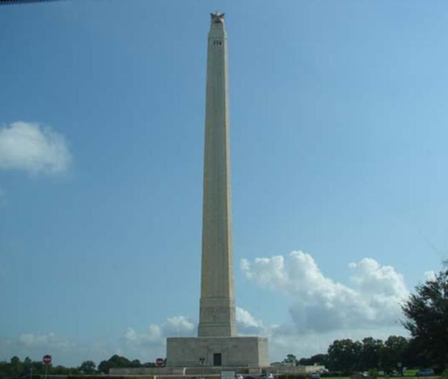 San Jacinto Monument and Museum of History