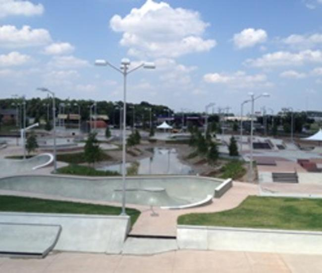 Greenspoint Spring Recreation Area