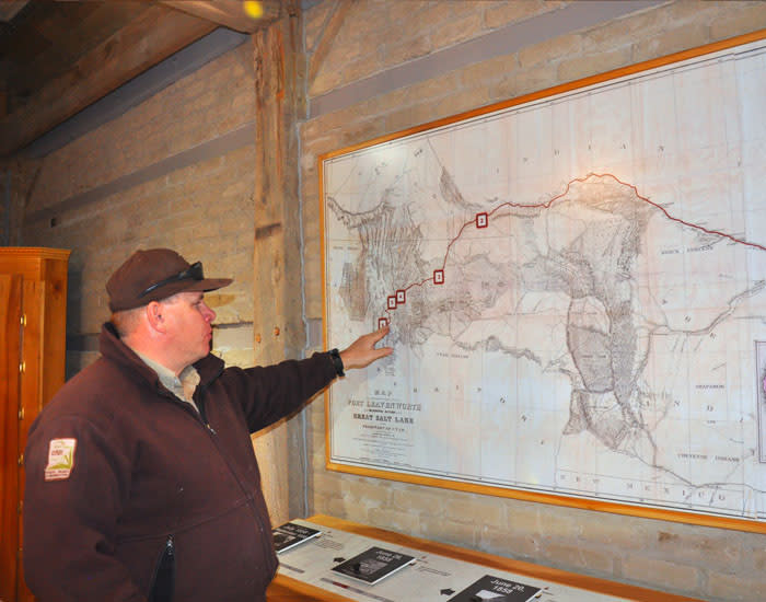 Visit a Stop Along the Pony Express: A Look Into Camp Floyd State Park