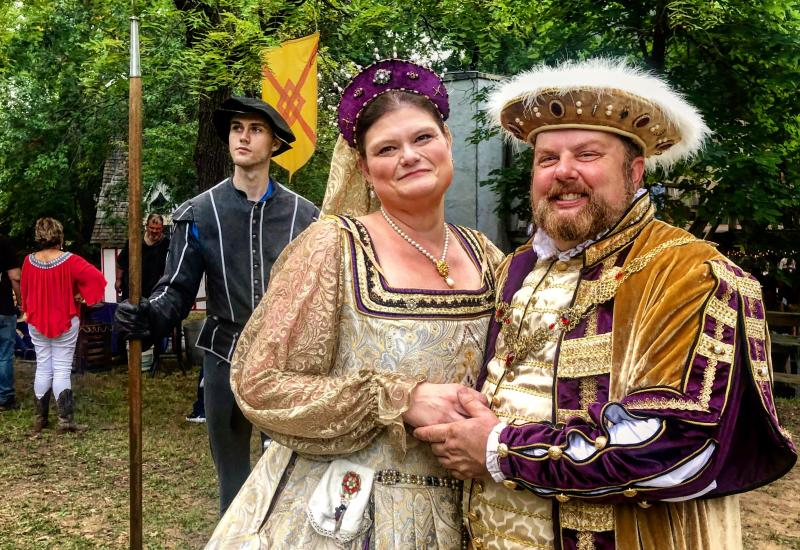 Renaissance Festival King and Queen 2019
