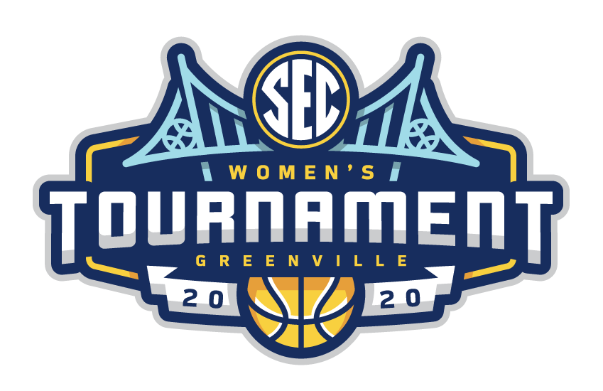 2020 SEC Women's Basketball Logo