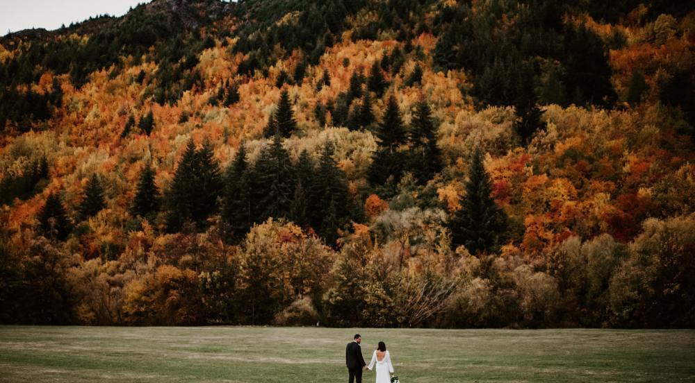 Wedding - Autumn