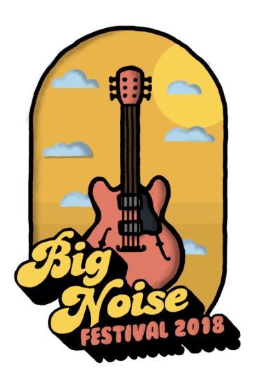 Big Noise Festival 2018 Logo