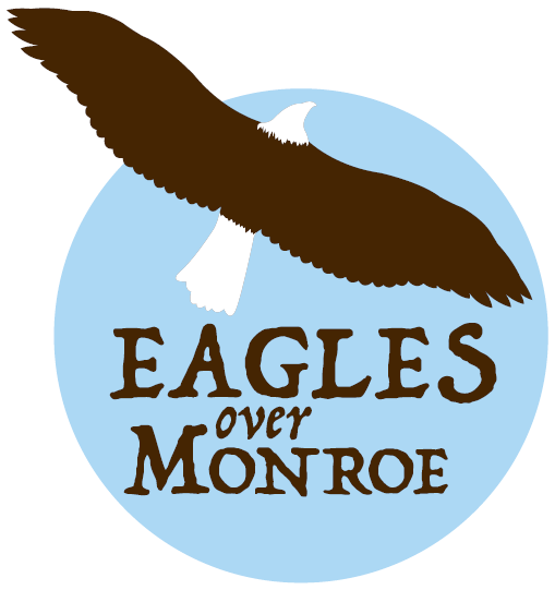 eagles over monroe logo