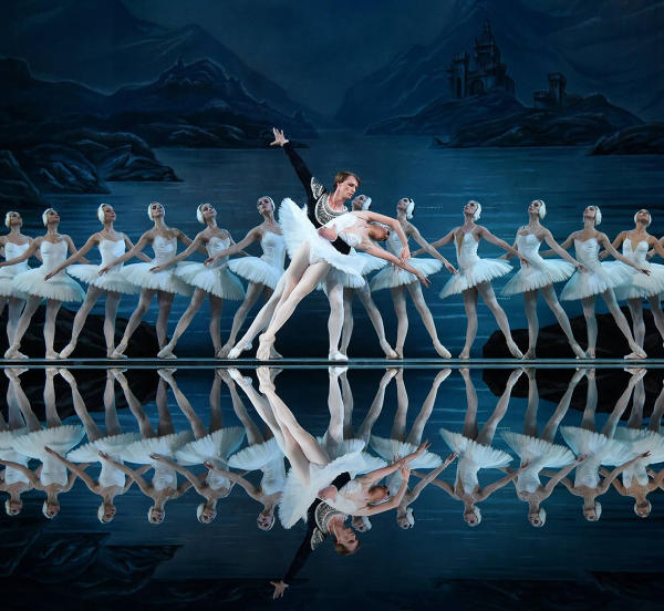 National Ballet Theatre of Odessa Performing Swan Lake