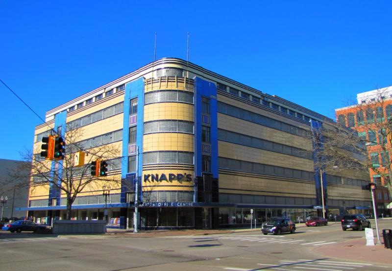 Knapp's Center