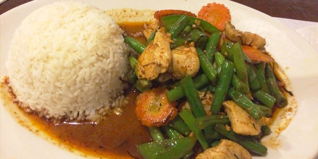 Bangkok Kitchen Omaha Ne 68102