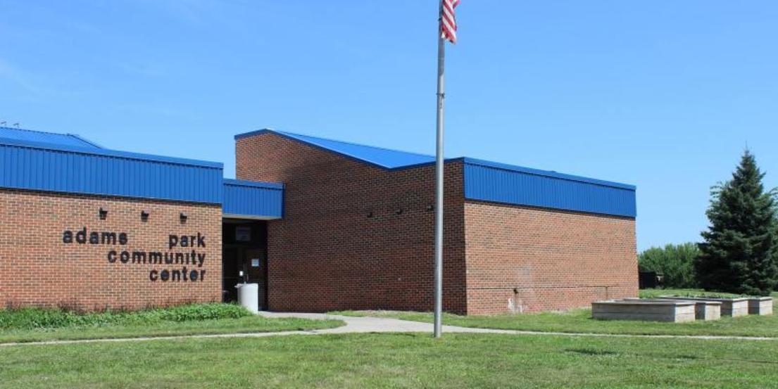 Adams Park Community Center | Omaha, NE 68111