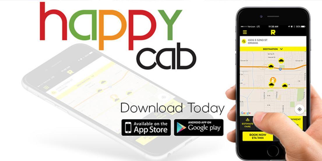Happy Cab   Omaha, NE 68117